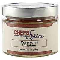 Chefs Rotisserie Chicken Seasoning Spice Blend (5.9 oz)