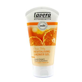 Lavera Orange Feeling Revitalising Shower Gel 150ml/5oz