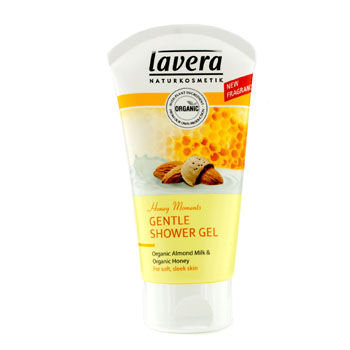 Lavera Honey Moments Gentle Shower Gel 150ml/5oz