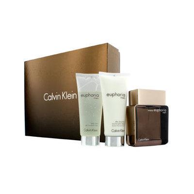 Calvin Klein Euphoria Intense Men's 3-piece Fragrance Set