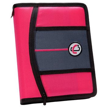 Case It Inc. Ring Binder Pink Memo Case It
