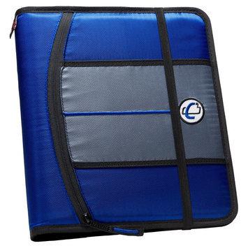 Case It Inc. Ring Binder 6 ea Blue 8.5