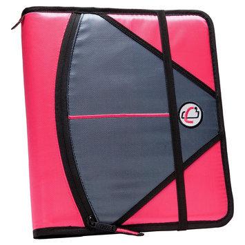 Case It Inc. Ring Binder Pink 8.5