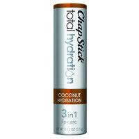 ChapStick Total Hydration 3 in 1 Coconut