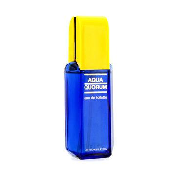 Puig 17452179605 Aqua Quorum Eau De Toilette Spray - 30 ml.