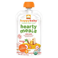 Happy Baby Organic Chick Chick - 4oz (8 Pack)
