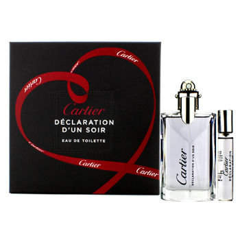 Cartier 17477388714 Declaration dun Soir Coffret Eau De Toilette Spray - 50 ml.