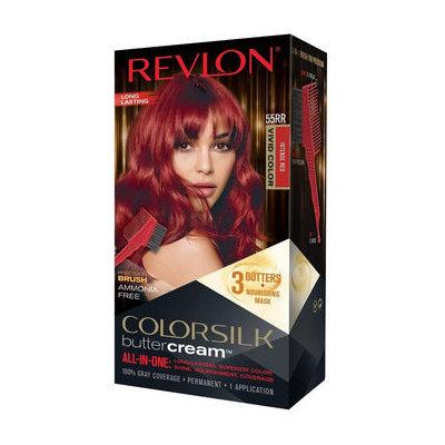 Revlon Luxurious Colorsilk Buttercream Haircolor Vivid Colors Collection