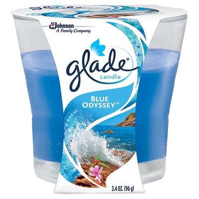 Glade Blue Odyssey Jar Candle