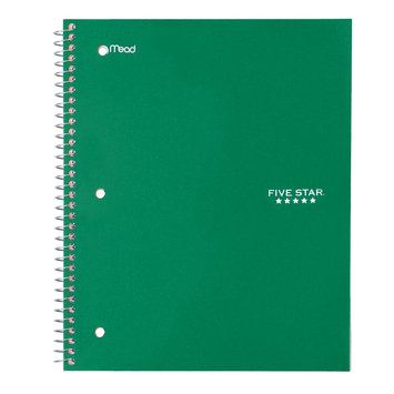 Acco Notebook Mead 10.5