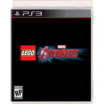 Whv Games PS3 - Lego Marvel Avengers