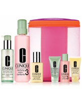 Clinique Great Skin Home & Away Set for Types 3 & 4