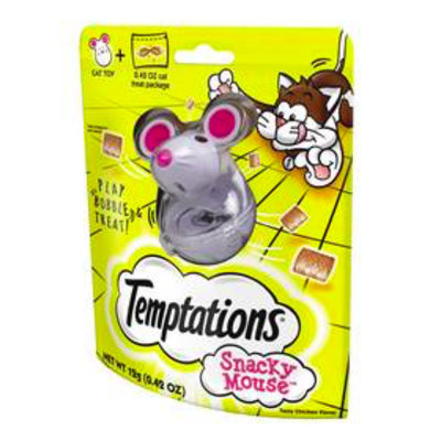 TEMPTATIONS® SNACKY MOUSE™ Cat Toy