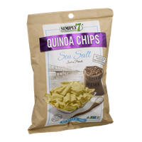 Simply 7 Quinoa Chips Sea Salt Flavor