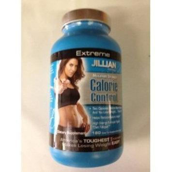 Jillian Michaels Maximum Strength Calorie Control Caps -- 180 ct.