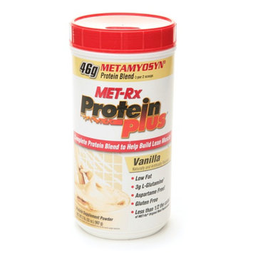 Met-Rx Protein Plus Powder