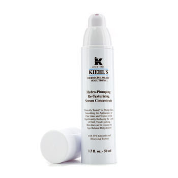 Kiehls Hydro Plumping Re-texturizing Serum Concentrate