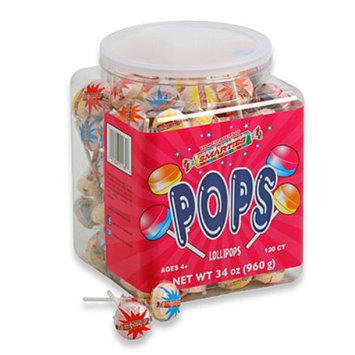 Nestlé Smarties Pops 120-Count - 34 Ounce