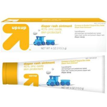 up & up Diaper Rash Ointment 4 oz