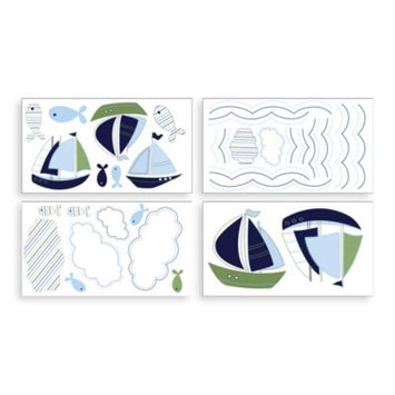 Nautica Kids Zachary Wall Decals