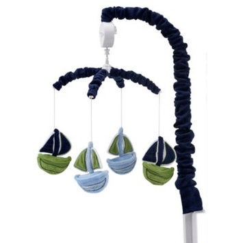 Nautica Kids Zachary Musical Mobile