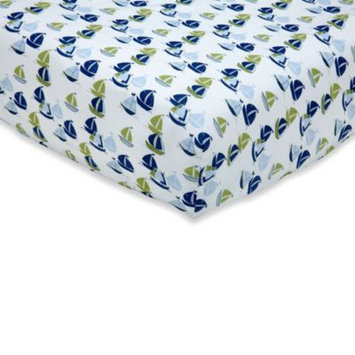 Nautica Kids Zachary Fitted Crib Sheet