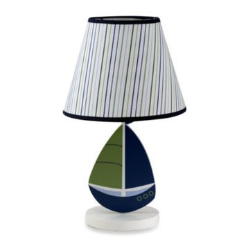 Nautica Kids Zachary Lamp Shade and Base