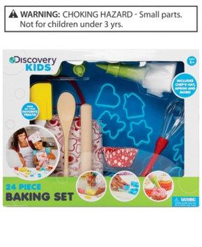 Discovery Kids 24-pc. Baking Set Kid's
