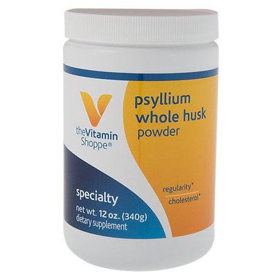 Vitamin Shoppe Psyllium Whole Husks