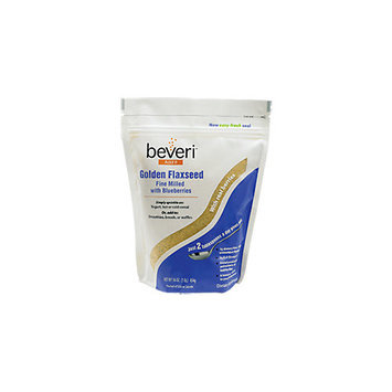 Beveri Golden Flaxseed Fine Milled with Blueberries 16 oz