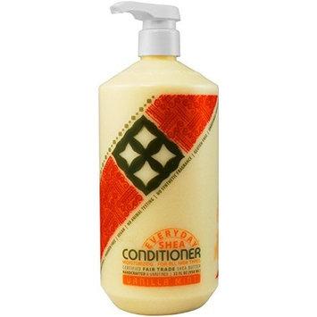 Alaffia EveryDay Shea Conditioner, Vanilla-Mint, 32 oz (FFP)