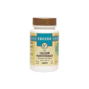 Freeda Kosher Calcium Pantothenate 500 Mg. - 100 TAB