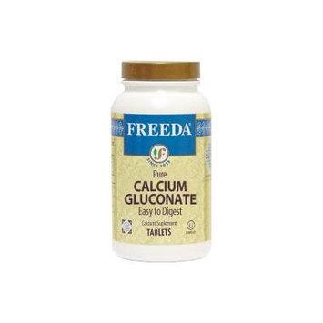 Freeda Kosher Calcium Gluconate 100 TAB