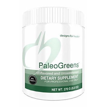 Designs for Health - PaleoGreens - Unflavored and Unsweetened