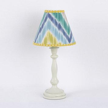 Cotton Tale Zebra Romp Std. Lamp & Shade