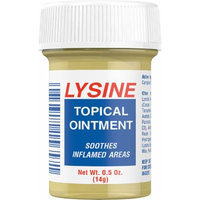 Puritan's Pride Lysine Topical Ointment-0.5 oz Ointment