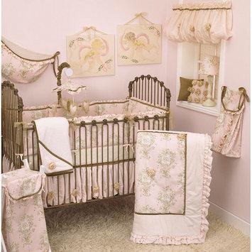 Cotton Tale Designs Lollipops & Roses 7 Piece Crib Bedding Set
