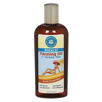 Mercola Natural Tanning Oil - 8 Fluid Ounces Liquid - Sun Care