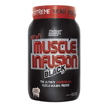 Nutrex Research Muscle Infusion Black - Cookie Madness - 2 lbs