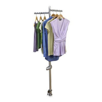 Whirlpool XHS1000XX Laundry 1-2-3 Adjustable Clothes Rack