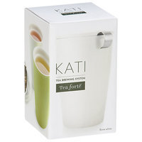 Tea Forte, Inc. Tea Forte White Kati Cup - 1 Tea Maker - Tea Accessories