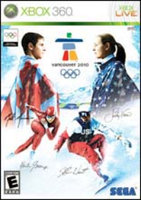 Sega of America Vancouver 2010: Official Video Game of the Olympic Winter Games
