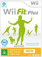 Nintendo Wiirvlprfpe Wii Fit Plus Software Only Wii