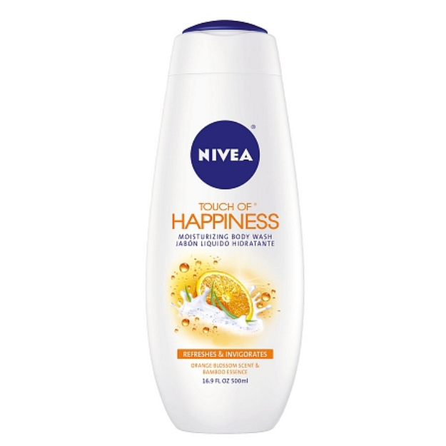 Nivea Body Wash Touch of Happiness Moisturizing Body Wash