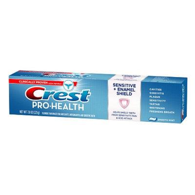 Crest Pro-Health Sensitive + Enamel Shield Fluoride Anticavity  Toothpaste
