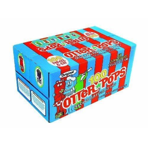 Otter Pops Flavors