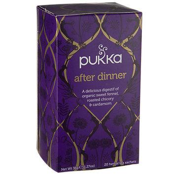 Pukka Herbs - Organic Herbal Tea After Dinner - 20 Tea Bags