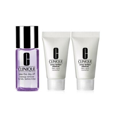 Clinique 3 Free Minis Skincare Set