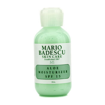 Mario Badescu Aloe Moisturizer SPF 15, 2 oz