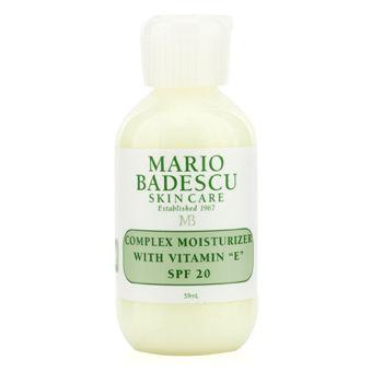 Mario Badescu Complex Moisturizer With Vitamin E SPF 20